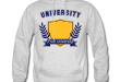Hot items with college and university logos