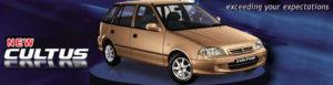 Suzuki Car on Installment