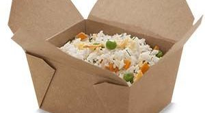 Food packing boxes